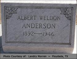 Albert Weldon Anderson