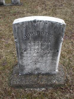 Justina <I>Bachman</I> Misson
