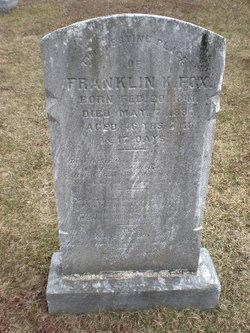 Franklin Kilmer Fox