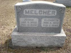 Elizabeth <I>Keller</I> Melcher