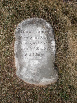 George Shick