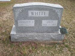 Charlotte J. <I>Tosch</I> White