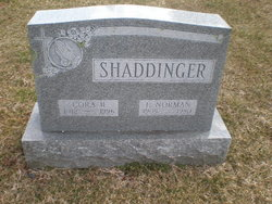 E. Norman Shaddinger
