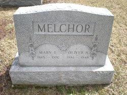 Mary Emma <I>Bean</I> Melchor