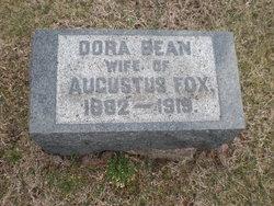 Dora <I>Bean</I> Fox