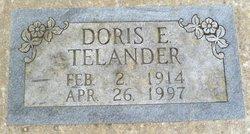 Doris E. Telander