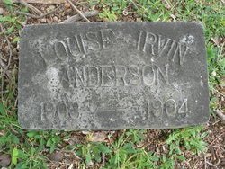Louise Irvin Anderson