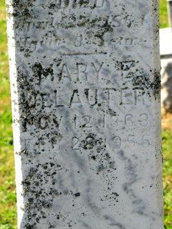 Mary E. <I>Bachtell</I> DeLauter