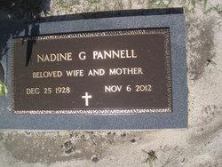"""Nadine """"Dean"""" Pannell"""