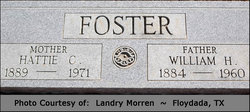 William Hatley Foster, Jr