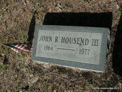 John R. Housend, III