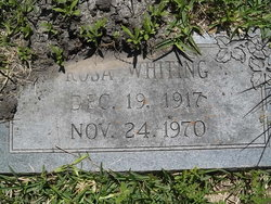 Rosa Lee Whiting