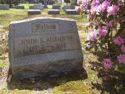John E Adamson