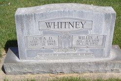 Dora D <I>Baker</I> Whitney