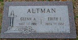 Glenn A Altman