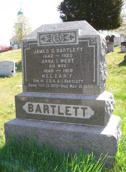 James D Bartlett
