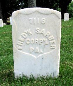 Corp Frederick Sorber