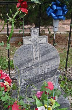 Cicilio Esquibel