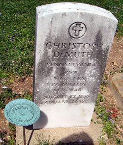 Christopher Demuth