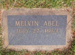 Melvin Abel
