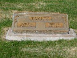 Edith Augusta <I>Reed</I> Taylor