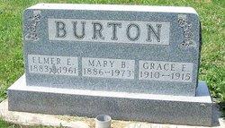 Mary B. <I>Curtis</I> Burton