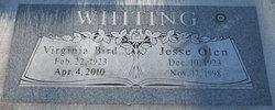 Jesse Olen Whiting