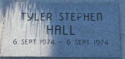 Tyler Stephen Hall