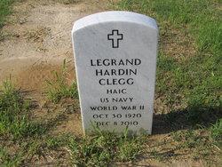 LeGrand H Clegg
