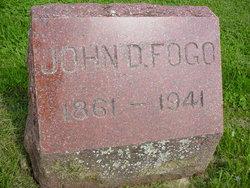 John David Fogo