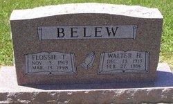 Flossie <I>Webb</I> Belew