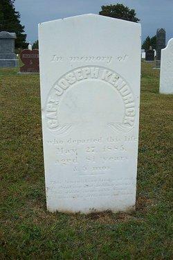 Capt Joseph Kendrick