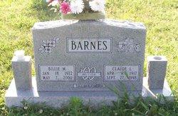 Billie Maxine <I>DeShazer</I> Barnes