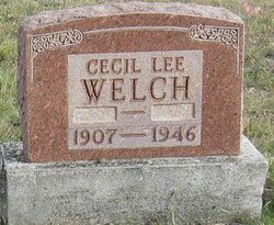 Cecil Lee Welch