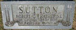 Robert G Sutton, I