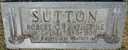 """Katherine Theresa """"Katie"""" <I>Schan</I> Sutton"""