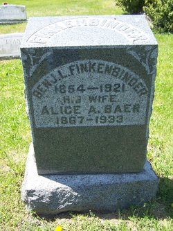 Benjamin Levi Finkenbinder