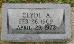 Clyde Alfred Lingafelter