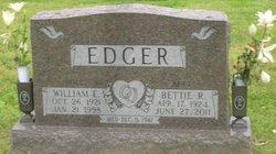 Bettie Rose <I>Crider</I> Edger