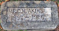 C. H. Akins