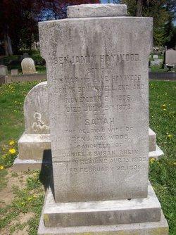 Rev Benjamin Haywood