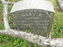 Mrs Mary E. Bowen