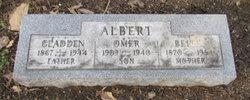 Catherine Bellzora <I>Sanders</I> Albert