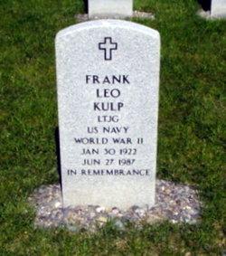 Frank Leo Kulp