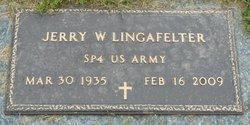Jerry Wayne Lingafelter