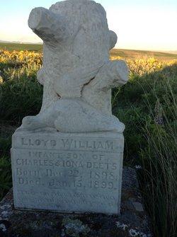 Lloyd William Deets