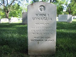 1LT John L Sonaglia