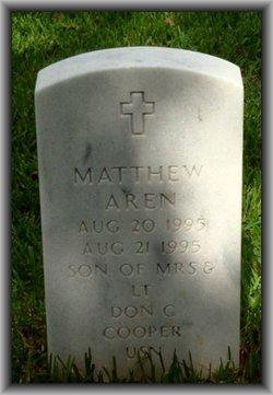 Matthew Aren Cooper