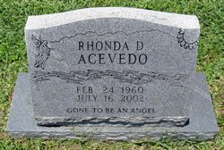 Rhonda D Acevedo