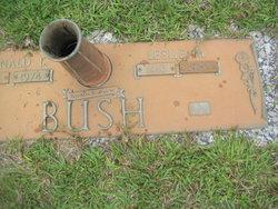 Leslie <I>McClure</I> Bush